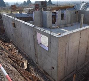 Betonwerken kelders