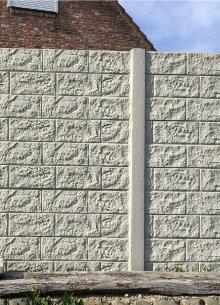 betonplaten omheining